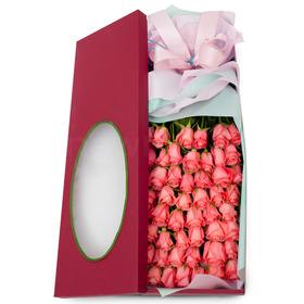 핑크빛사랑 꽃상자 87c